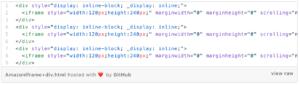 GistにプログラムコードのURLをWordpressに貼り付ける