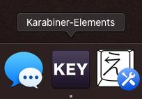 Karabina-Element